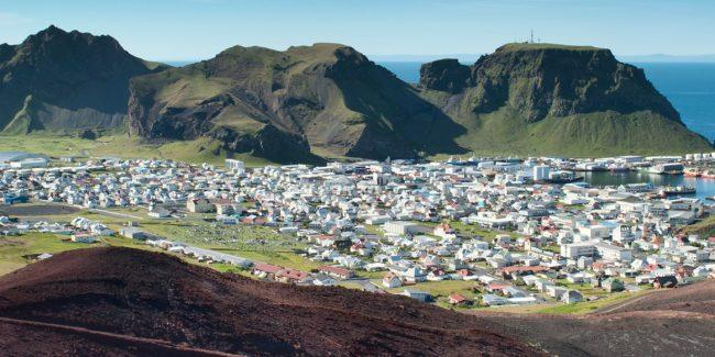 Kør-selv ferie og bilferie i det sydlige og vestlige Island