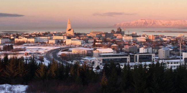 KørKør-selv ferie i Island i nordlys-sæsonen