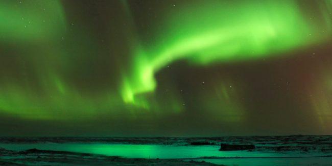 Kør-selv ferie i Island i nordlys-sæsonen