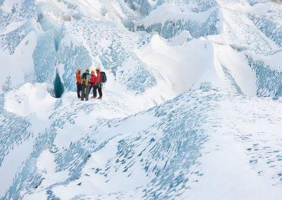 Gletsjervandring - en storslået autentisk oplevelse.