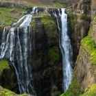 Hvis I har mod på en skøn hiking-tur kan vi varmt anbefale turen ind til det højeste vandfald i Island - Glymur.