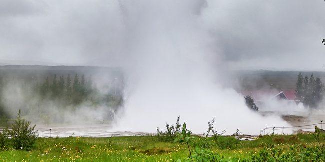 Kør-selv ferie Island - Den Gyldne Cirkel