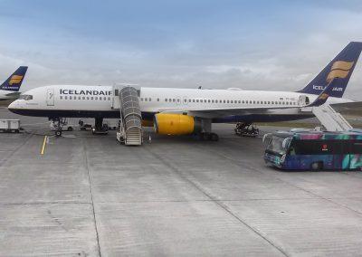 Velkommen til Island med Icelandair