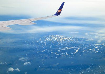 Med Icelandair til Island - foto: Lars Viberg - ISLANDSREJSER