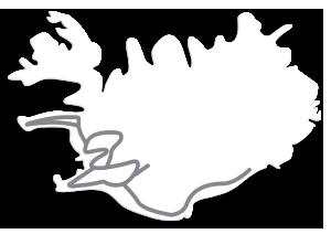 Kør-selv ferie i Island i - Syd- og Vest-Island