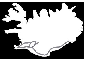 Kør-selv ferie i Island i - Syd-Island