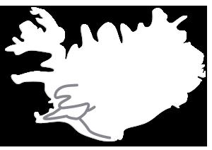Kør-selv ferie i Island - sydkysten og Reykjavik