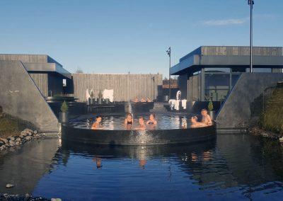 Krauma - det lækre geotermiske bad ved Deidartunguhver i Island.