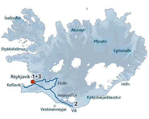 Oplev nordlys i Island på denne kør-selv rute med ISLANDSREJSER