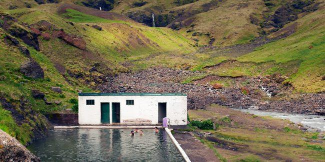 Kør-selv ferie i Island på sydkysten