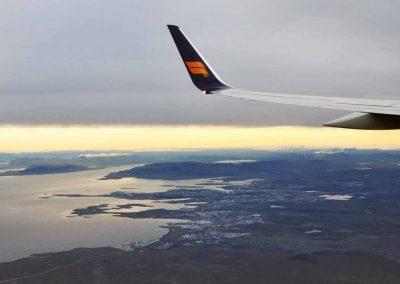 Farvel til Island med Icelandair