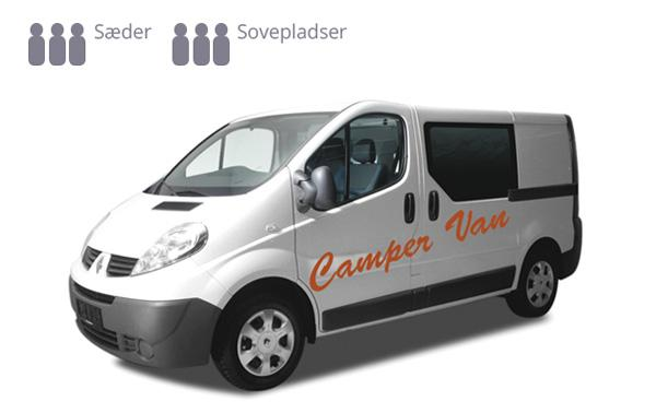 Autocamper Van - camp medium
