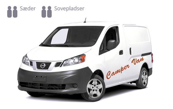 Auto Camper Van - Camp Small