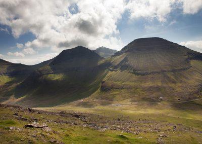 Vandreture og hiking i højderne på din rejse til Færøerne