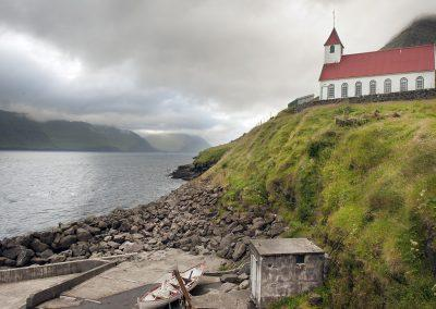 Smuk natur rund om hvert eneste hjørne på Færøerne.