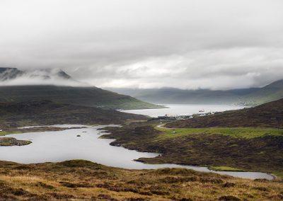 Vejret på Færøerne giver spændende lys til fototure.