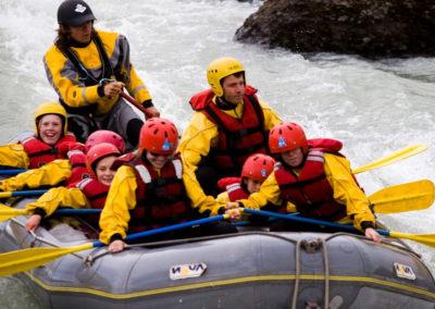River Rafting i Island - familievenlig på kør-selv ferie og bilferie med ISLANDSREJSER