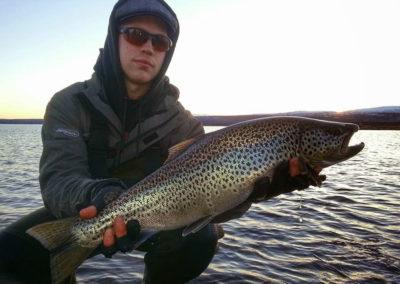 Fiskekortet - veidikortid og ørredfiskeri i Island - over 30 søer fordelt i Island