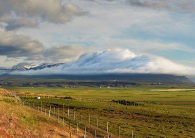 Frodige områder i Nordvestisland :: foto: Lars Viberg - ISLANDSREJSER