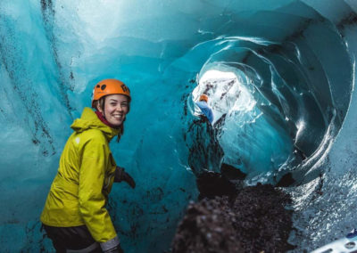 Aktiviteter og dagture - Hiking i Island, Gletsjerhiking og isklatring -Solheimajökull