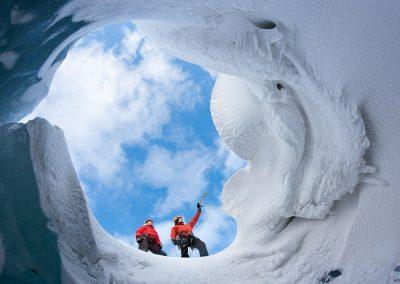 gletsjerhiking-solheimajökull-gletsjeren i Island