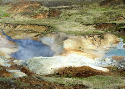 Nesjavellir geotermiske område