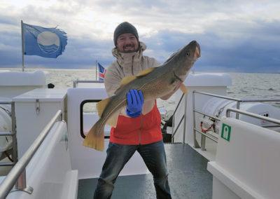Havfiskeri i Island fra Reykjavik på kør-selv ferie og bilferie med ISLANDSREJSER