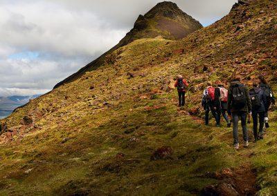 Fantastiske hikingture i Hengill området