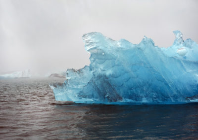 Jökulsárlón gletsjerlagune med ISLANDSREJSER
