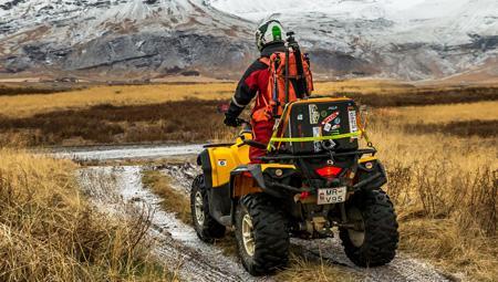 ATV og smukke naturoplevelser i Island. Bland natur og action i en samlet oplevelse. Ture ikke langt fra Reykjavik.