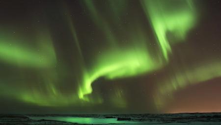 Nordlys i Island skal opleves. Kombiner evt. jeres nordlys-tur med skønne spa-oplevelser