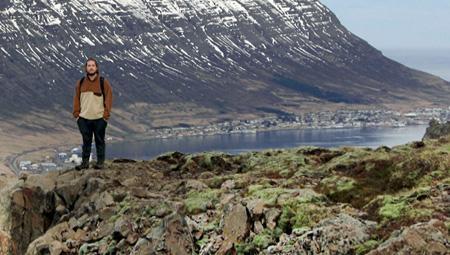 Hiking ved Østfjordene i Island med de lokale