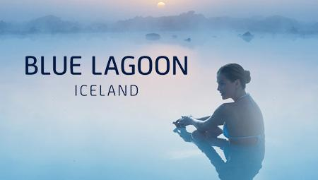 Besøg det lækre spa Blue Lagoon / Den Blå Lagune i Island - tæt ved Keflavik lufthavn