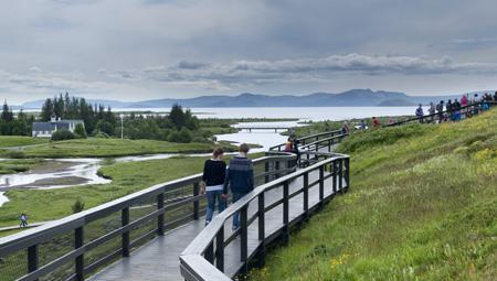 Den Gyldne Cirkel i Island - aktiviteter og dagture med ISLANDSREJSER