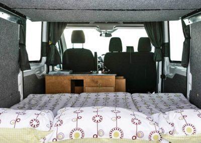 Auto Camper Van i Island - alt inklusiv