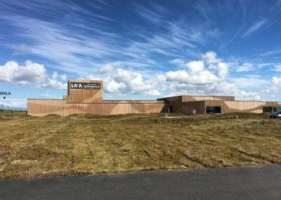 Oplev det nye spændende vulkanmuseum LAVA ved Hvolsvöllur