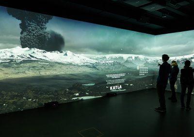 LAVA vulkancenter ved Hvolsvöllur - det kan vi anbefale