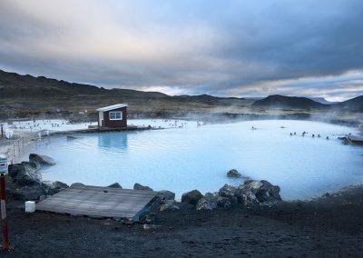 Mývatn Nature Baths - miniudgave af Blue Lagoon