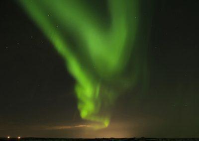 Nordlystur i Island gennem ISLANDSREJSER