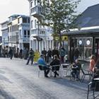 Masser af skønne restauranter, caféer og shopping i Reykjavik.