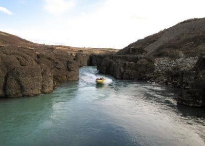 RiverJet - Gyldne Cirkel, Island