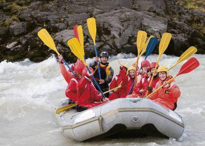 River Rafting - Gyldne Cirkel