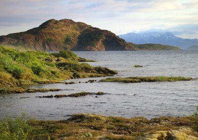 Thingvallavatn ligger syd for selve Thingvellir Nationalpark