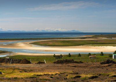 Ved Vestfjordene med udsigt til Snæfellsjökull