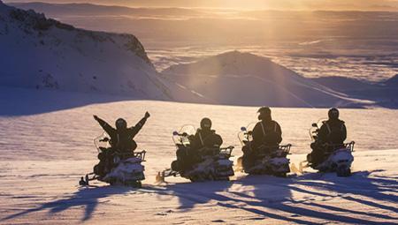 Firmarejser til Island med ISLANDSREJSER