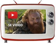 Game of Thrones - Video fra Island til inspiration - rejser til Island med ISLANDSREJSER