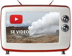 Geotermiske Reykjanes - en video fra ISLANDSREJSER
