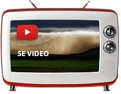 Video fra Island med billedkavalkade af fotos fra ISLANDSREJSER - dobro spillet af Emil Viberg