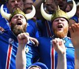 De nye vikinger i Island følger fodboldlandsholdet