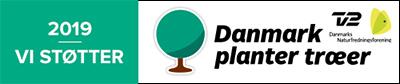 Danmark planter træer - Islandsrejser støtter
